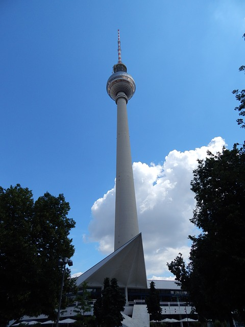 Free Photos: Tower berlin architecture | Badziol40