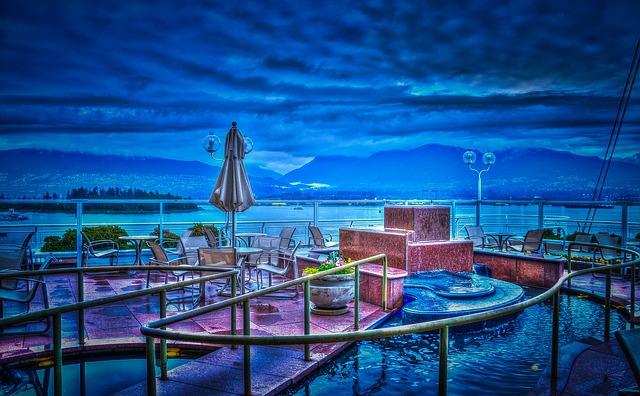 Free pan pacific hotel vancouver canada ocean