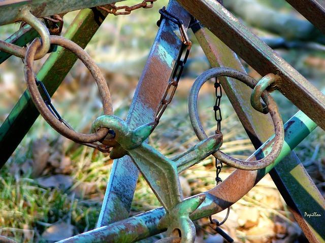 Free metal chain iron chains metal iron chain chain old