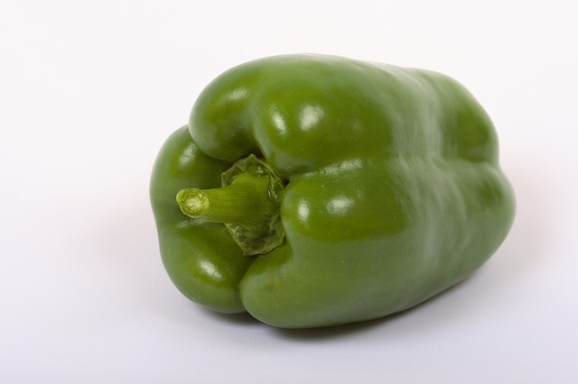Free sweet pepper vegetable green