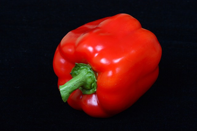 Free               vegetable red sweet pepper