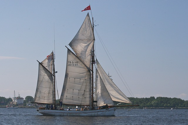 Free riga ship sailboat sailing summer boat latvia