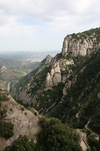 Free Photos: Mountains spain montserrat | Sergey Nemo