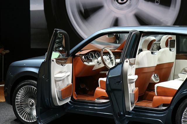 Free geneva auto show exclusive car