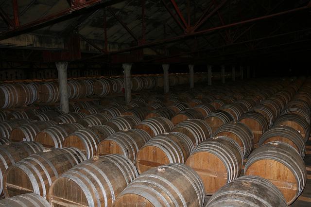 Free stock barrels cognac barrel storage