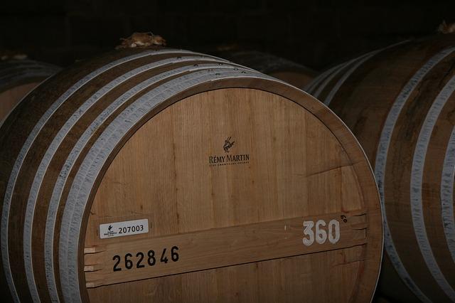 Free cognac barrel brand vintage alcohol expensive