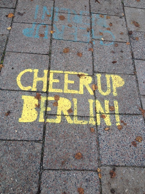 Free berlin pavement urban architecture outdoors road