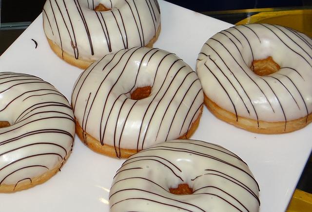 Free chocolate doughnut pastry chocolate food cake