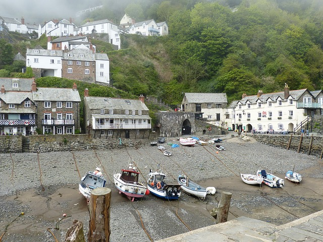 Free Photos: Clovelly cornwall england united kingdom | falco