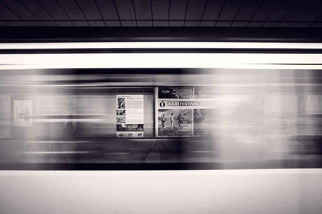 Free               departure platform subway station platform