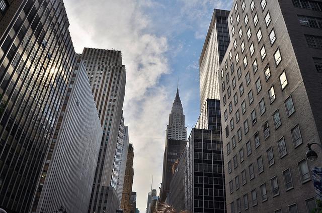 Free chrysler building manhattan new york architecture