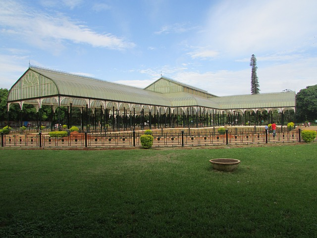 Free glass house lal bagh bangalore india