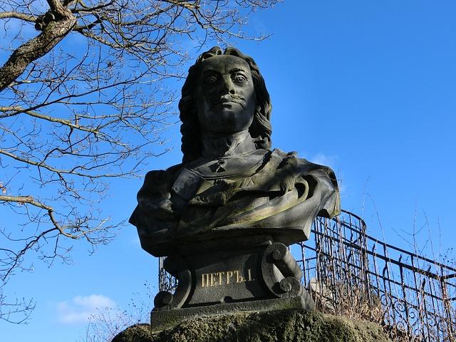 Free bust statue head karlovy vary bronze