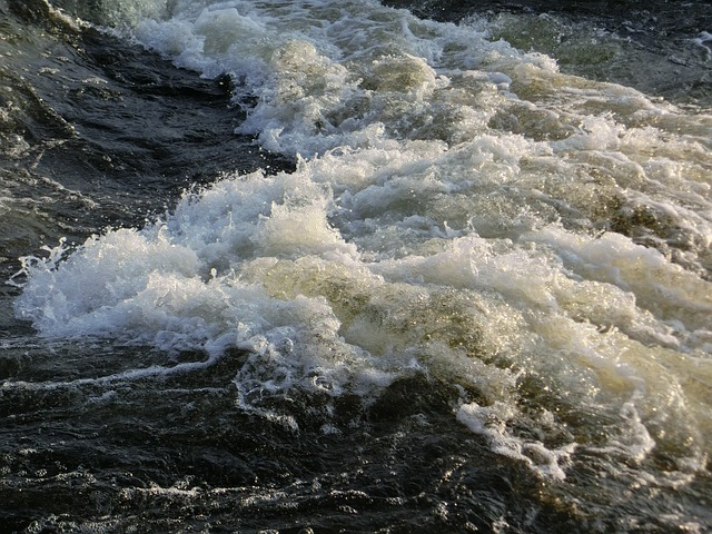 Free wave spray water murmur beach sea