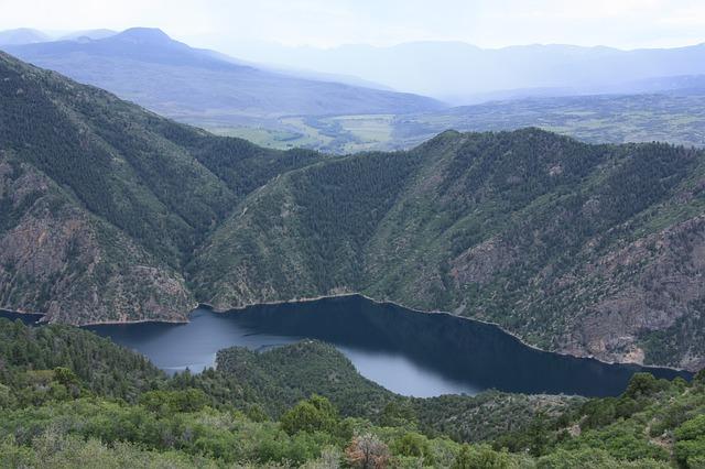Free canyon river mountains colorado