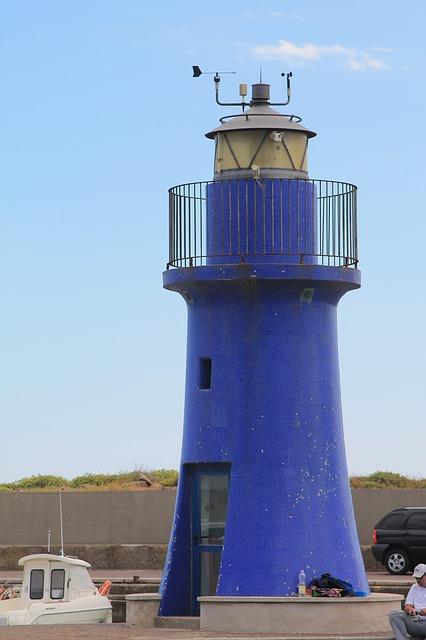 Free tuscany castiglione lighthouse sea summer blue