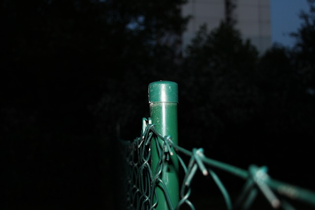 Free Photos: Night dark green fence wire mesh fence macro | Madison