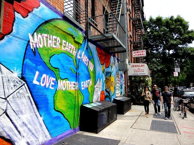 Free mural art street art artist street painter