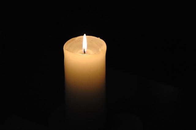 Free candlelight prayer desire sacrifice the brightness