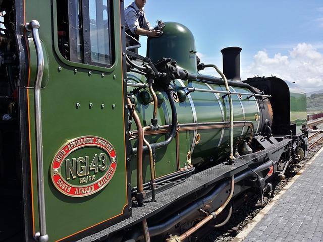 Free train steam railway steam locomotive
