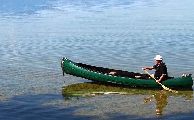 Free Photos: Leisure canoeing kayak paddle paddler canoeist   Manfred Antranias Zimmer