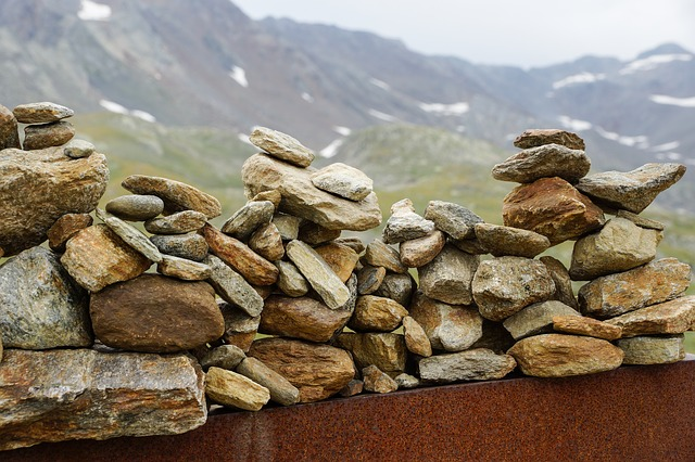 Free balance stones meditation rest stone tele