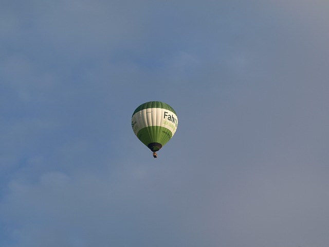 Free hot air balloon balloon sky air heat burner drive