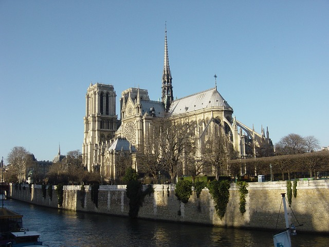 Free Photos: Notre damme cathedral notre dame architecture | Arximiro Fernandez