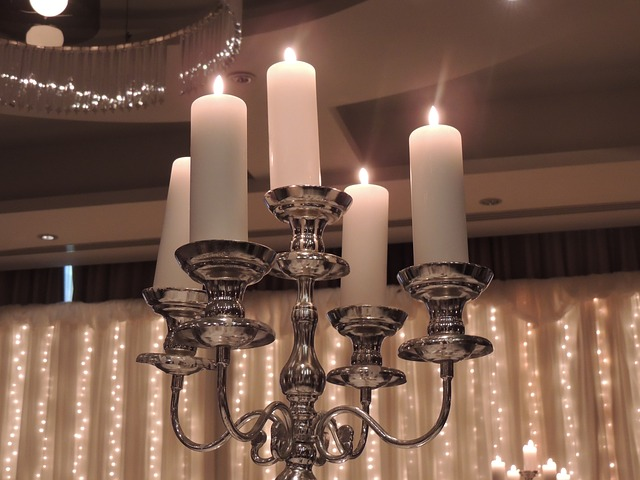 Free candles wedding candelabra romance