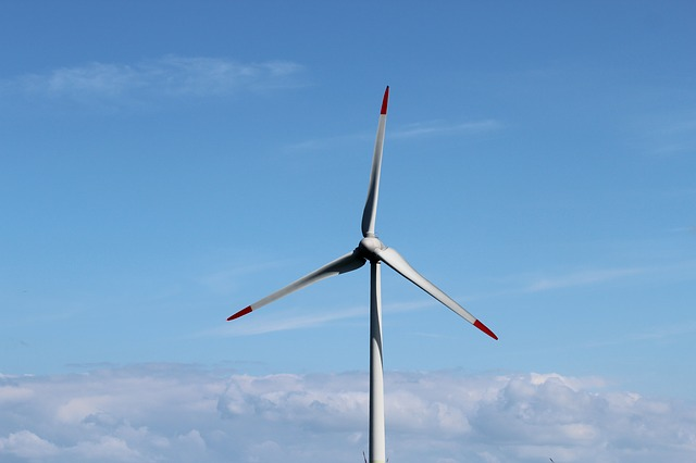 Free current eco electricity wind energy wind power