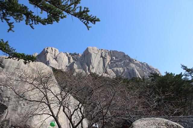 Free Photos: Mt seoraksan logan ulsan rock | Hyo Kyu Ahn