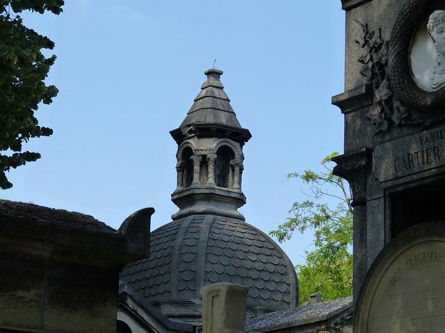 Free paris cemetery père lachaise grave rest memorial