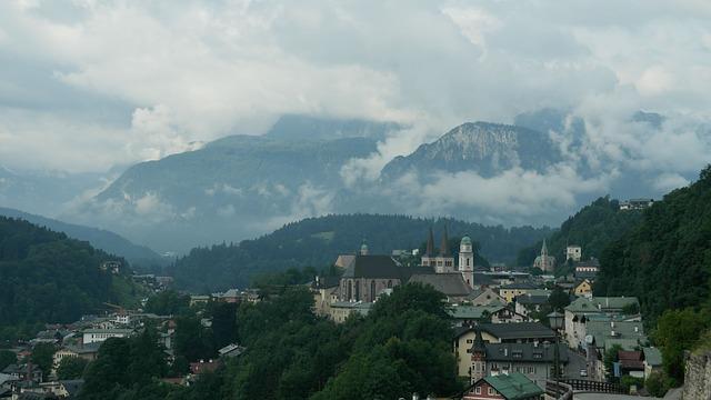 Free berchtesgaden market market town southern germany