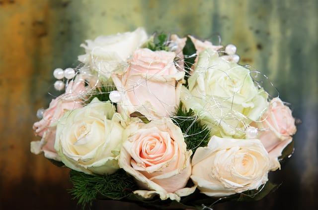 Free wedding bouquet bouquet roses bridal bouquet
