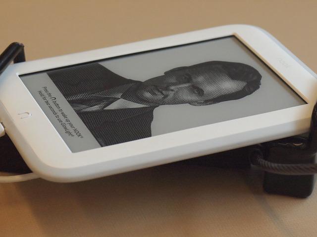 Free ereader portable device ebook reader ebook