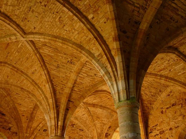 Free battle abbey blanket pillar vault evening sun