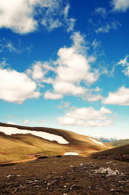 Free mountain sky cloud mountains clouds landscape