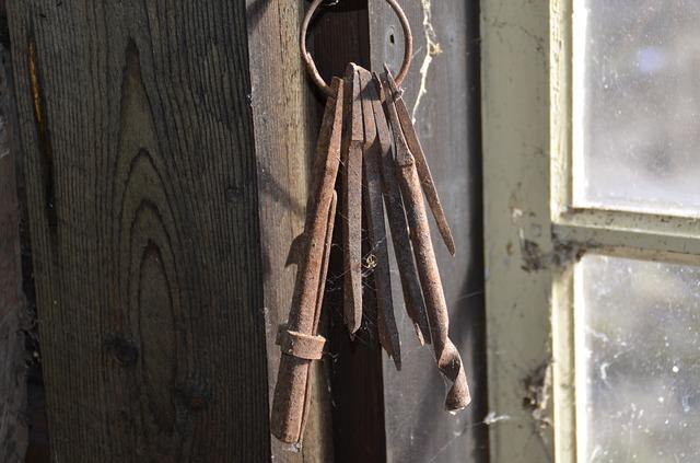 Free keys old window