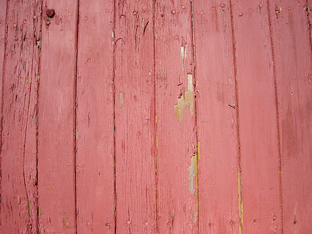 Free wood paneling red paint texture textured