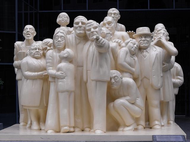 Free montréal statues downtown