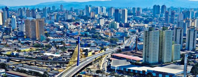 Free guarulhos city landscape