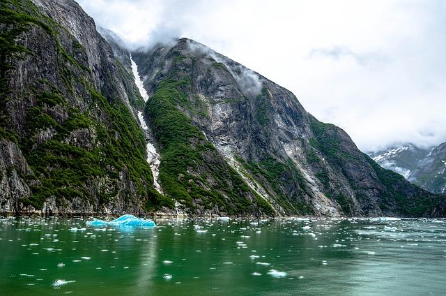 Free tracy arm fjord alaska juneau mountains scenic