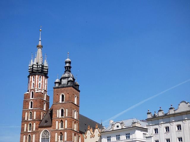 Free kraków building buildings architecture the old town