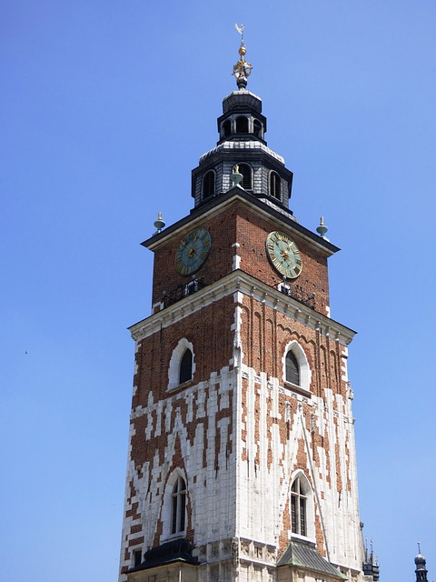 Free kraków tower architecture building poland