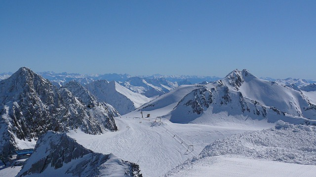 Free austria stubai skis winter top