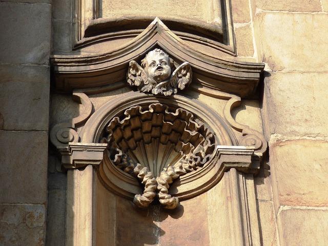 Free kraków sculpture emboss ornament fine art