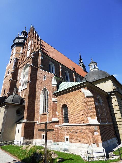 Free Photos: Church kazimierz kraków monument buildings | Tomasz Mikołajczyk