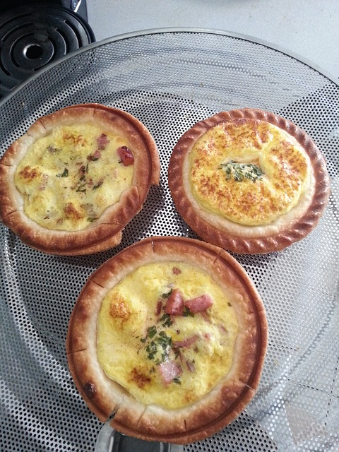 Free quiche french cuisine mini quiche food