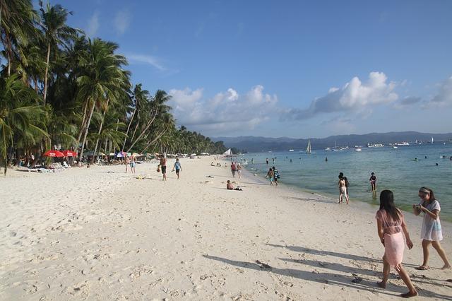 Free boracay beach beach sea