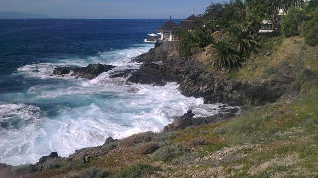 Free ocean spain tenerife sea